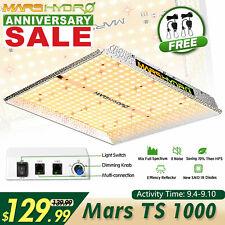 Mars Hydro TS 1000W LED luz de crecimiento espectro completo para todas las plantas de interior Veg Flor