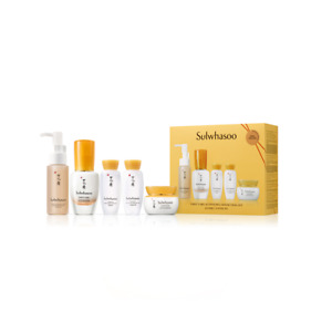 Sulwhasoo First Care Activating Serum Ex Trial Kit (5 Items) US Seller