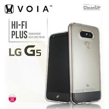 Voia G5 Clean Up Transparent Jelly Case For LG Hi-Fi Plus with B&O PLAY - LG OEM
