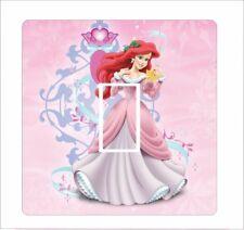 Princess Ariel 1 Disney - Light Switch Sticker cover skin