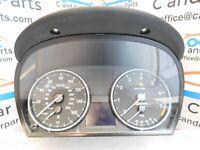 BMW 3 Series E90 E91 E92 Instrument Cluster Speedo Clocks Petrol  9143820  13.3