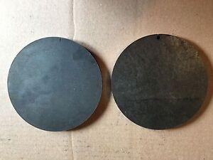 """A36 Steel Disc Shaped 8.50/'/' Diameter 1//16/"""" Steel Plate .0625"""