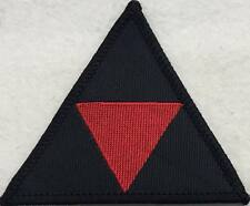 3rd UK Division TRF Brigade Embroidered Sew On Army Miltary Patch Badge N-67