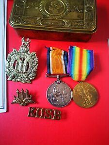 Ww1 medals kia