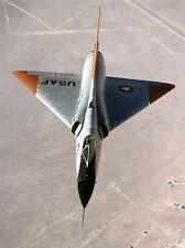 MILITARY AIR PLANE FIGHTER JET USAF QF106 DELTA DART POSTER ART PRINT BB1182A