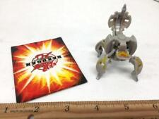 Bakugan Battle Brawlers FENCER HAOS GRAY 630G w/ Random Magnetic Card - NICE!