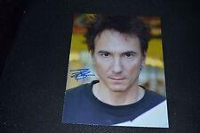 TERRY BOZZIO signed Autogramm  In Person 20x25 cm FRANK ZAPPA