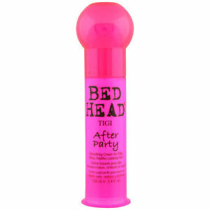 TIGI Bed Head After Party 100ml Smoothing Cream for Silky, Shiny Hair