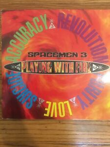 Spacemen 3 - Playing With Fire LP VG+