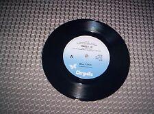 BILLY  IDOL  SWEET 16  7 inch 45    1987