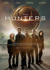 The Hunters (DVD, 2014)  Victor Garber, Robbie Amell - Free Same Day Shipping!