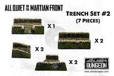 TR021 Trench Set 2 for AQMF, Alien Dungeon, New, Sealed
