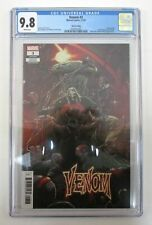 Venom #3 CGC Graded 9.8 NM/M 1st Knull Full Appearance 3rd Print Variant Marvel