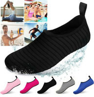 Mens Quick-Dry Water Skin Shoes Aqua Socks Yoga Pool Beach Swim Surf Exercise