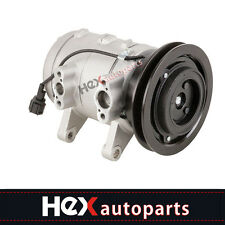 NEW A//C Compressor Fits Nissan Frontier 98-04  Xterra 00-04 I4 2.4L UAC Each