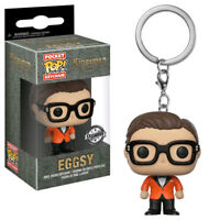 Kingsman - Eggsy US Exclusive Pocket Pop! Keychain NEW Funko
