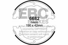 6682 EBC GANASCE FRENO POST per IVECO DAILY (99-2006)