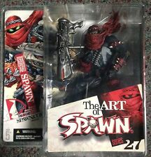 Spawn Issue 131 Cover Art of Spawn Series 27 Action Figure McFarlane Toys NIP