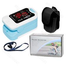 Finger Pulse Oximeter LED Oxymeter Fingertip Oxygen Blood Rate SpO2,US Seller