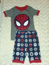 Old Navy Collectabilitees Spiderman 2 Pc Pajama Set 18-24 Months Nwt baby boy