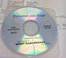 RADIO SHOW: JAZZ STAGE JAPANESE JAZZ 11/5/04  RAY NOBLE,SONNY ROLLINS,BEN HERMAN