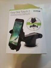 iOttie HLCRIO121 Easy One Touch 2 Universal Car Mount – Black open box not used