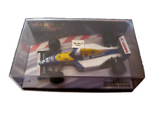 Paul's Model Art Minichamps 1:43 Williams Renault Riccardo Patrese Indy Car