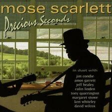 Mose Scarlett - Precious Seconds [New CD]