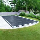 Pool Cover Black Mesh Tarp - 75% Shade  Free Priority Shipping