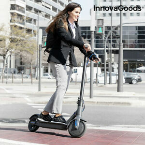 InnovaGoods Pro Foldable Electric Scooter 7800 mAh 8.5'' 350W Black