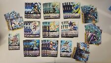 Cardfight Vanguard Aqua Force Blue Wing Deck Standard My Glorious Justice