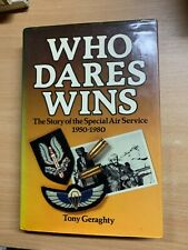More details for 1980 *signed by g sqn 22 sas*