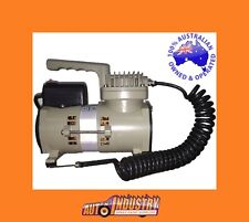 PORTABLE MINI AIR COMPRESSOR FOR AIRBRUSHING TANNING NAILS & MODELLING LOW NOISE