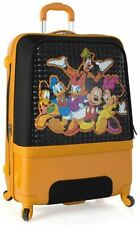 """Disney Clubhouse 30"""" Hybrid Spinner Luggage for Kids [Mickey & Friends]"""