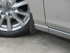 4pcs Mud Flaps Mudguard Fenders SplashGuards For Mazda 3 AXELA 2014 2015 Sedan