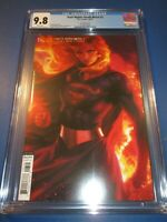 Dark Nights Death Metal #3 Incredible Artgerm Lau variant CGC 9.8 NM/M Gem Wow