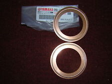Yamaha TD3 Head Gaskets (2), Genuine Yamaha. New ( Ba28)b
