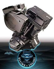 Ultima® Black Gem® 127 c.i. El Bruto® Motor for 1984-99 Harleys and Customs