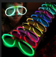 50 GLOWSTICKS GLASSES PARTY NEON RAVE FAVORS TOY GLOW STICKS FREE SHIPPING