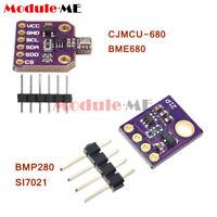 CJMCU-680 BME680 Atmospheric Pressure Sensor Temperature Humidity BMP280 SI7021