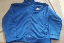 RARE REAL MADRID Training ZIP Track Top Jacket Galacticos Reefer XL-L Tracksuit