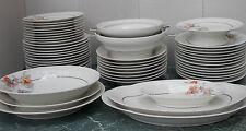 Porcelaine de Limoges Haviland Le Tanneur Service de table @