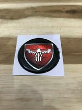 Toyota MR2 Screaming Eagle Shield - Steering Wheel sticker, MR2 screaming eagle