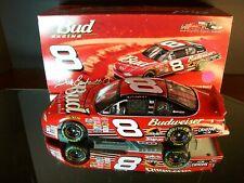 Dale Earnhardt Jr #8 Budweiser 2002 Chevrolet Monte Carlo Action 1:24