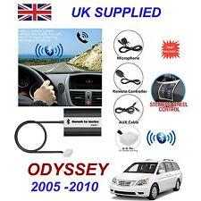 Para HONDA ODYSSEY Bluetooth manos libres de teléfono AUX entrada MP3 USB 1A Cargador Módulo