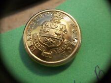 Brass Blackburn Police, obsolete coat button, excellent REDUCED 4  QUICK SALE