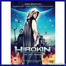 HIROKIN: THE LAST SAMURAI  *BRAND NEW DVD*