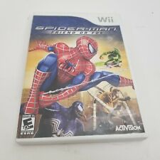 Spider-Man Friend or Foe (Nintendo Wii, 2007)