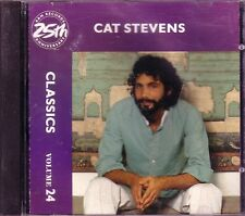 CAT STEVENS Classics Volume 24 CD Great 70s TROUBLE WHERE DO THE CHILDREN PLAY