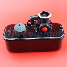 Fuel Gas Tank Carburetor Kit for Briggs & Stratton 499809 498809 498809A 494406